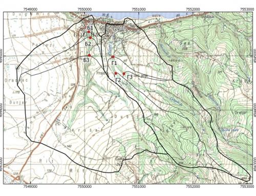 Уређење Брдаричког и Гробљанског потока у Голупцу