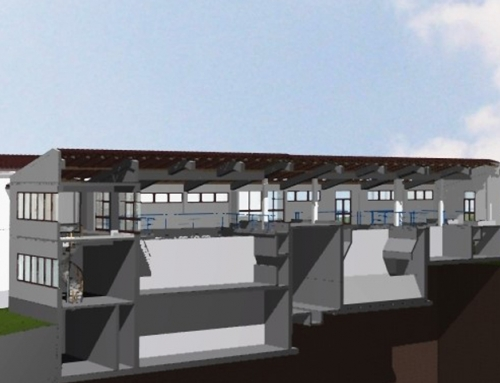 """Пројектно-техничка документација за реконструкцију и развој постројења за припрему воде за пиће """"Бресје"""" у Алексинцу"""