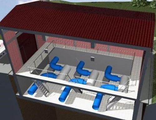 """Постројење за пречишћавање воде за пиће """"Мајдево"""" у Крушевцу"""